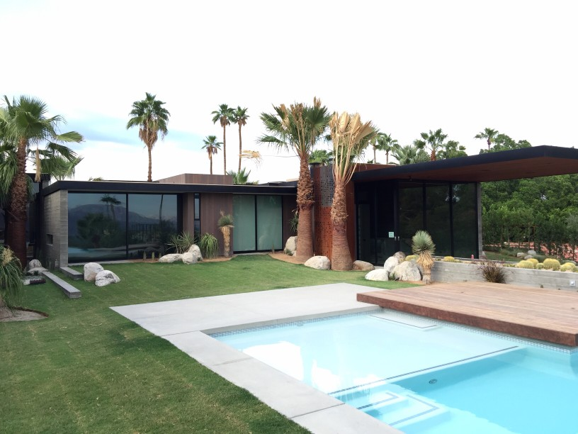 casa preconstruida moderna