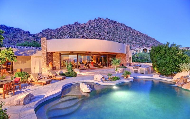 casa planta baja piscina