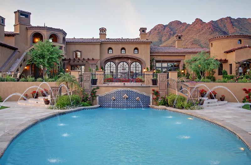 Casa villa italiana arizona