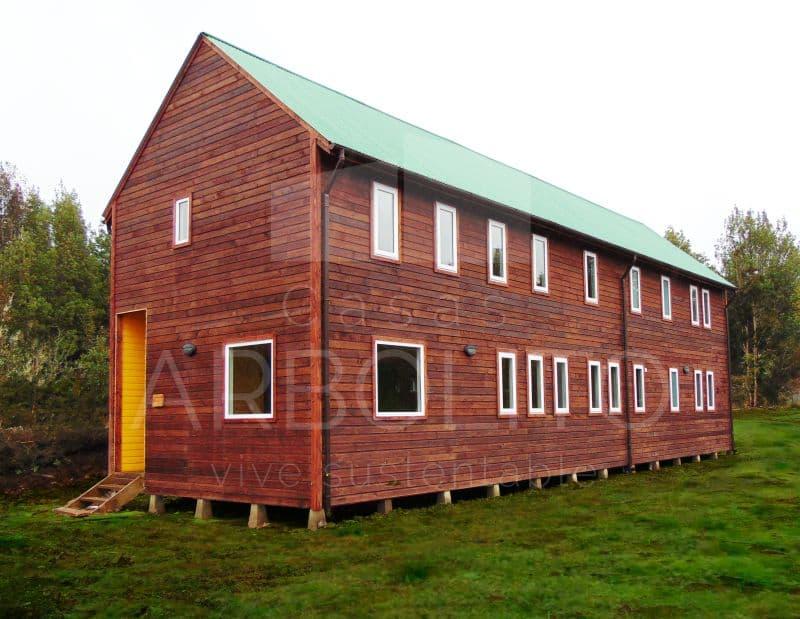 casas arbolito proyecto